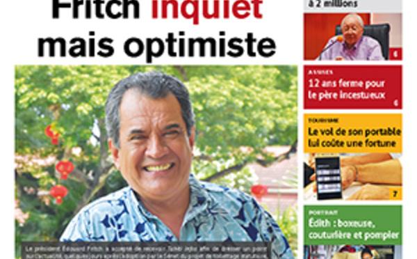 TAHITI INFOS N° 1355 du 27 février 2019
