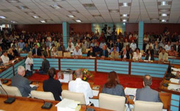 Nouvelle-Calédonie: promulgation de la loi contre l'instabilité politique