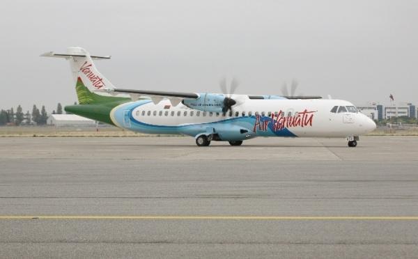 Air Vanuatu en zone de turbulences