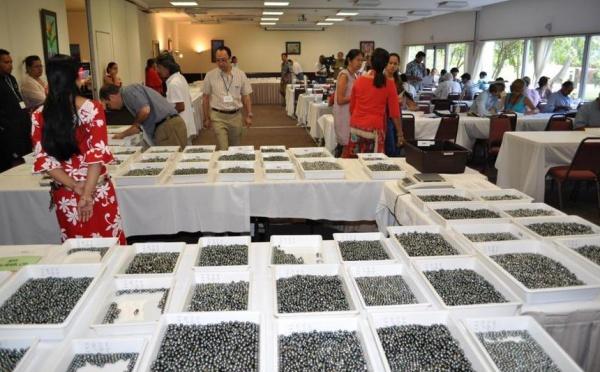 Seconde vente aux enchères internationale de perles de l'année