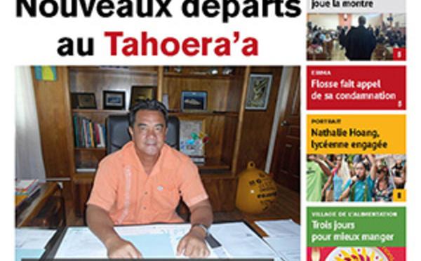 TAHITI INFOS N° 1371 du 22 mars 2019