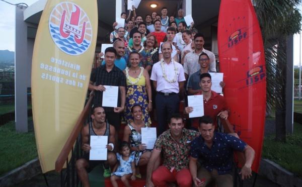 Fitness – Brevet d'Etat : Félicitations aux 23 diplômés !