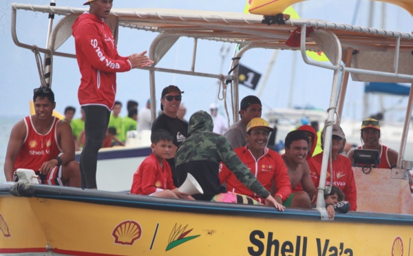 Va'a V6 – Marathon Polynésie la 1ère : Shell Va'a annonce la couleur pour 2019