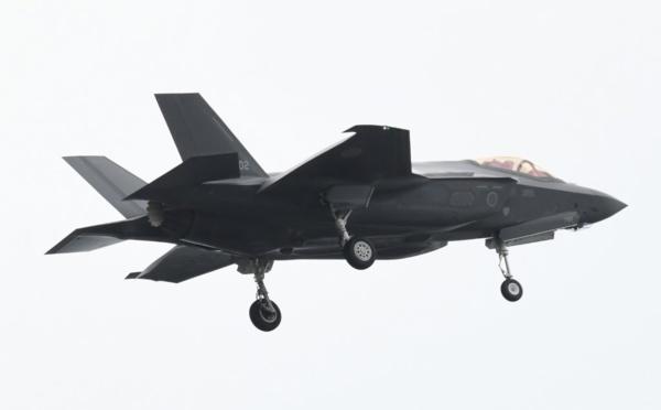 """Japonais et Américains veulent l'épave d'un avion de chasse pour en protéger les """"secrets"""""""