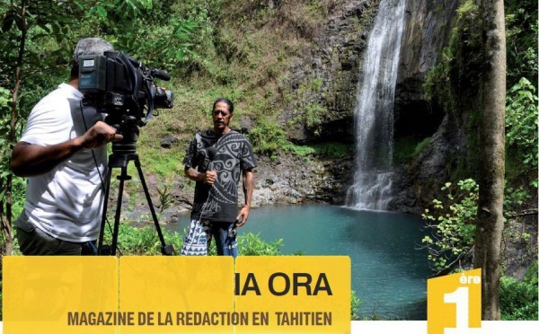 Ia Ora, le nouveau magazine de Polynésie 1ère en tahitien