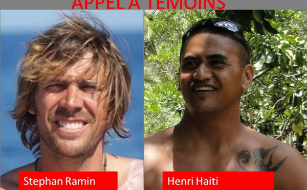 APPEL A TEMOIN: un touriste allemand disparaît à Nuku Hiva, son ravisseur présumé activement recherché