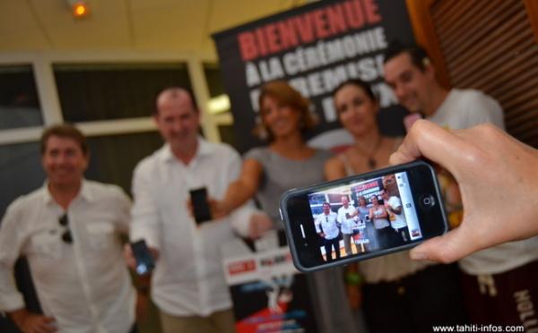 TNTV Mobilefilm Festival: 1 Mobile 1 Minute 1 Film...C'est parti!