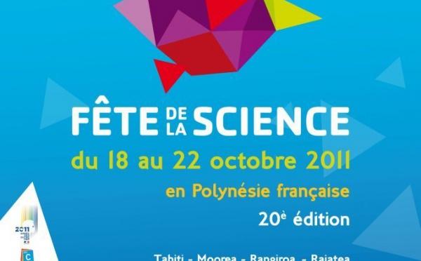La Fête de la science, rendez-vous incontournable des curieux et des passionnés de sciences.