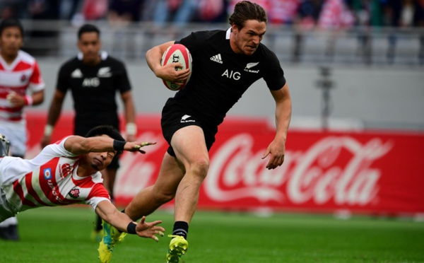 Rugby: des All Blacks accusés de comportement homophobe et d'agression