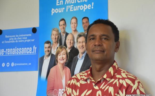 """""""En Europe, c'est La République en Marche qui sera notre relais"""""""