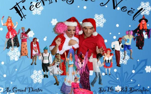 Féérires de Noël, des fées, des rires, des chansons