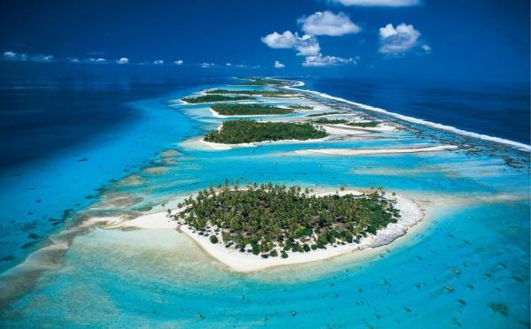Montée des eaux: les Tuamotu pourraient être rayés de la carte avant la fin du siècle