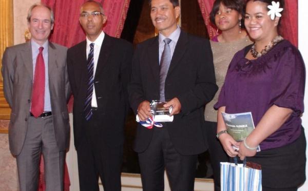 Trophées Outre-mer durable : Taputapuatea reçoit le Prix du jury