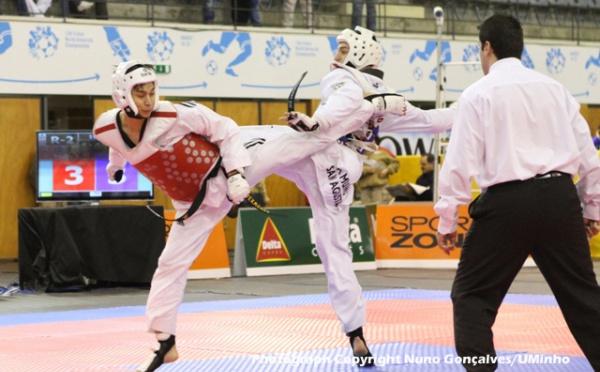 Taekwondo: Teddy TENG vice champion d'Europe au Portugal