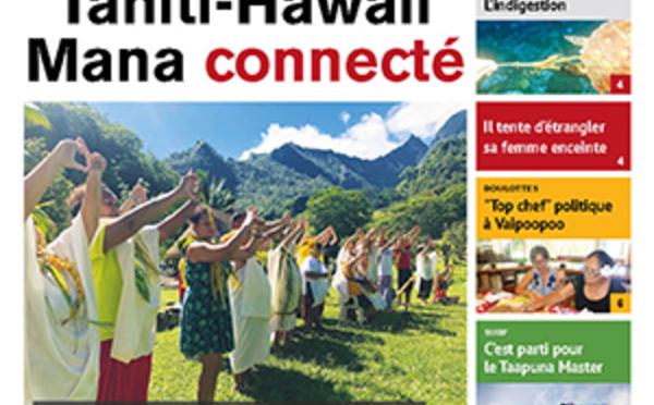 TAHITI INFOS N° 1455 du 26 juillet 2019
