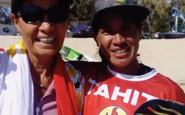 Marguerite Temaiana apporte une 10e médaille d'or à Tahiti