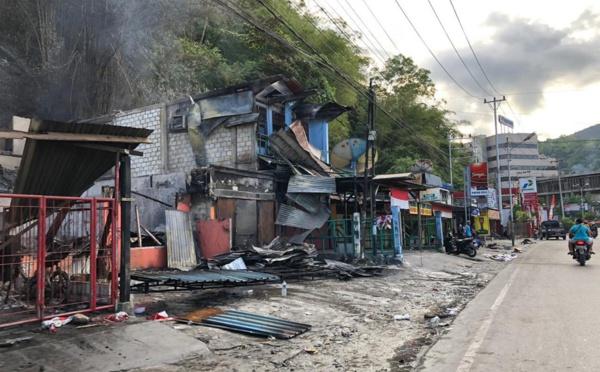 L'Indonésie commence à rétablir l'internet en Papouasie