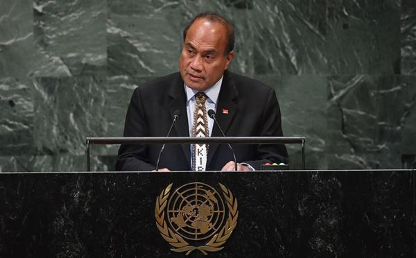 La Chine établit des relations avec Kiribati, isolant encore Taïwan