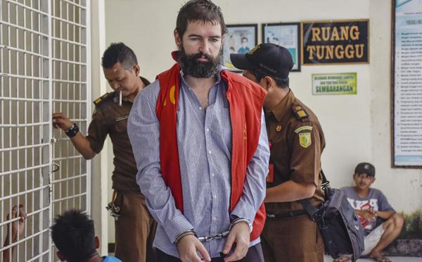 Indonésie: le Français Félix Dorfin sous haute sécurité après une nouvelle tentative d'évasion