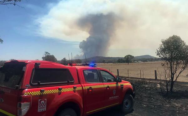 Les feux de forêt font leurs premières victimes de la saison en Australie