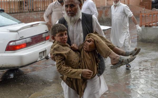 Attentat dans une mosquée en Afghanistan : au moins 28 morts