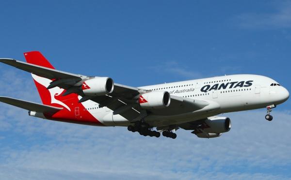 Qantas va tester une très longue liaison entre New York et Sydney