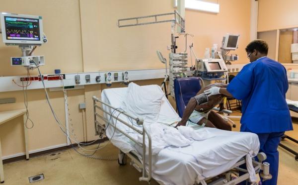 Guyane: des réservistes mobilisés dans des services de maternité et néonatologie