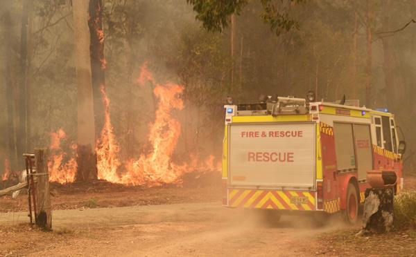 Un Australien accusé d'avoir provoqué un incendie en voulant protéger ses plants de cannabis