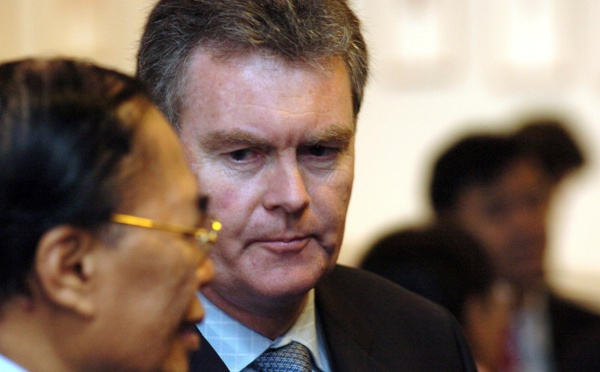 """Australie: l'ex-chef du contrespionnage fustige """"l'ingérence"""" de Pékin"""