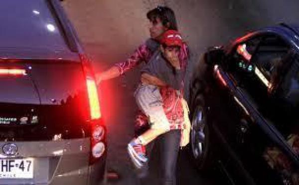Le séisme au Chili, une réplique de 2010, fait 14 blessés et 25.000 évacués