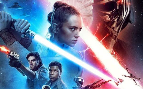 Page enfant : La saga Skywalker prend fin