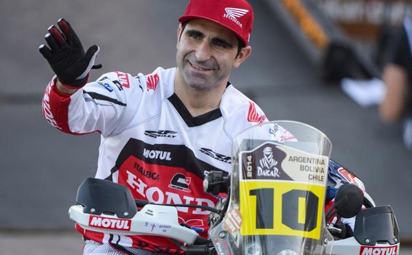 Dakar-2020: décès du motard portugais Paulo Gonçalves lors de la 7e étape