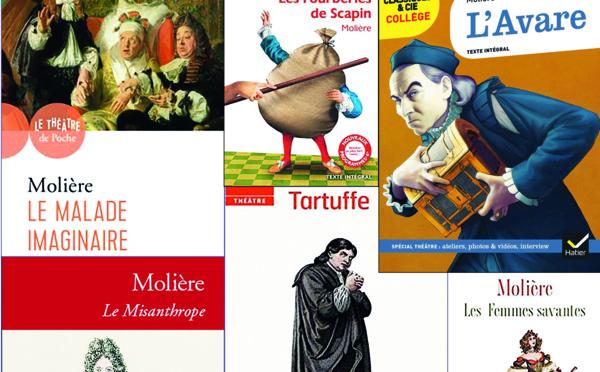 Page enfant : Molière l'éternel