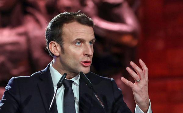 A Jérusalem, Macron marche dans les pas de Chirac