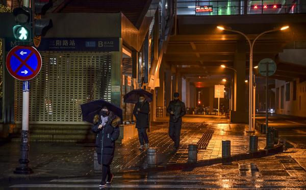 La Chine confine plus de 40 millions de personnes pour lutter contre le nouveau virus