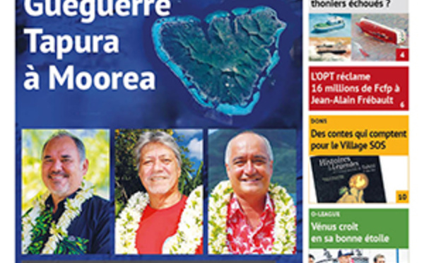 TAHITI INFOS N°1600 du 26 février 2020