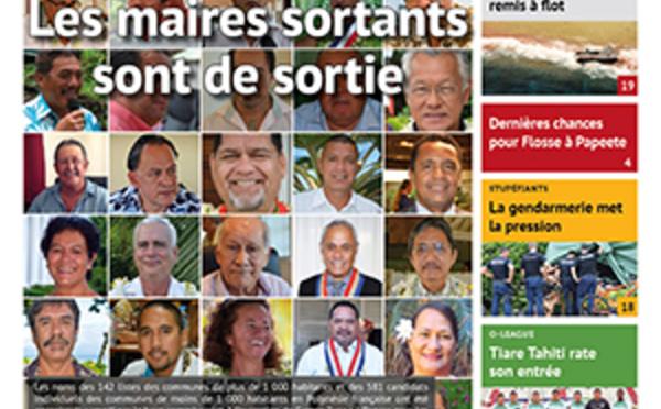 TAHITI INFOS N°1603 du 02 mars 2020
