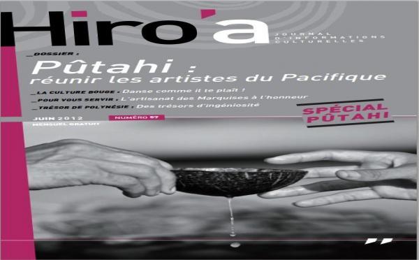 Parution du Hiro'a 57 - Spécial Putahi