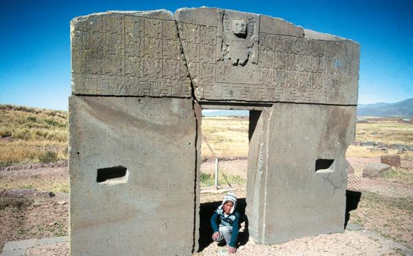 """Tiwanacu, cité des """"tiki"""" boliviens"""