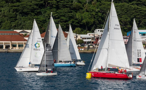 La Tahiti Pearl Regatta reportée à septembre