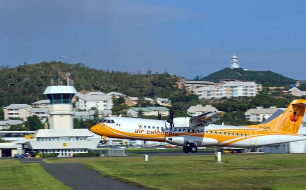Covid-19: la Nouvelle-Calédonie ferme son aéroport vendredi à minuit