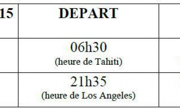 Communiqué de Air France du 14 juin 10 heures: modifications des vols
