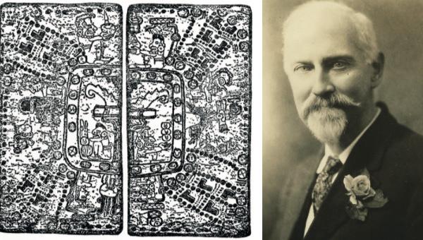 1925 : James Churchward invente  le continent Mu en pleine Océanie
