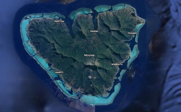 Décès d'un chasseur sous-marin à Moorea