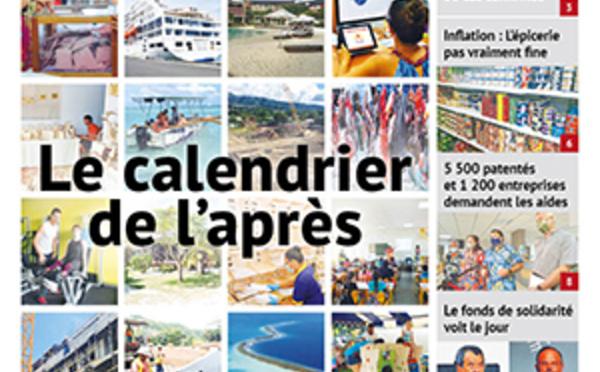 TAHITI INFOS N°1634 du 17 avril 2020