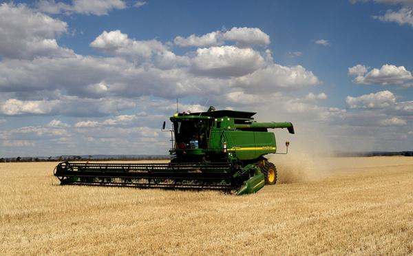 Pressions chinoises sur les agriculteurs australiens