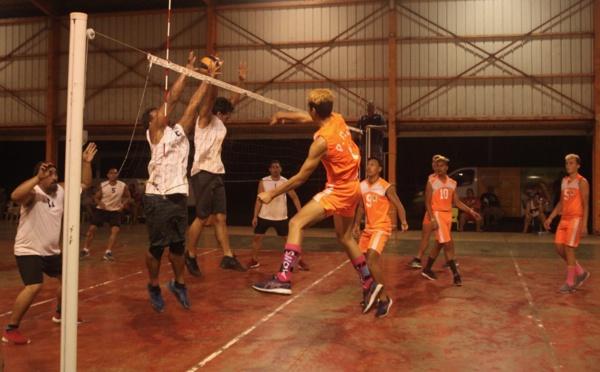 Le championnat de volley relancé le 9 juin