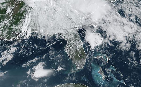 La tempête Bertha menace la côte est des Etats-Unis d'inondations mortelles