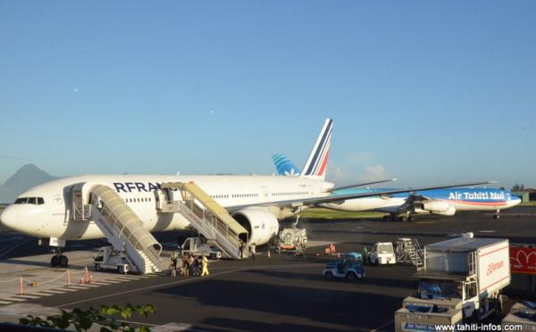 Air France passe de deux à trois vols par semaine à partir d'août