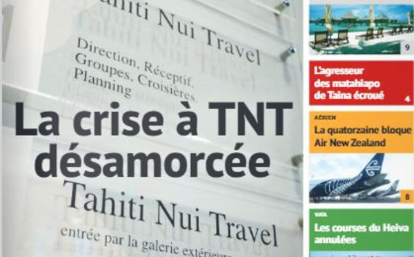 TAHITI INFOS N°1658 du 26 mai 2020